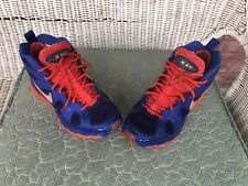 Original Nike JR 24 basketBall sneaks Size 5y excellent condition, barely worn