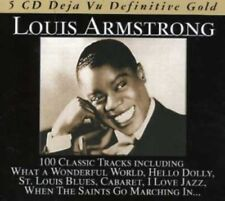 LOUIS ARMSTRONG - 100 CLASSIC TRACKS NEW CD