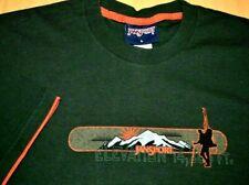 New Jansport ELEVATION Mountain Climbing Hiking Telemark Ski Backpacking Shirt L