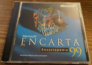 Microsoft Encarta Encyclopedia '99 (Windows, 1993-98)