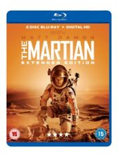 The Martian - Extended Edition Blu-RAY NEW BLU-RAY (6456007054)