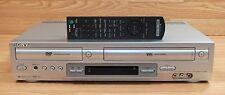Sony (SLVD201P) DVD & 4-Head Hi Fi Stereo VCR w/ Progressive Scan Combo & Remote