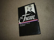 Mark Twain : The Innocents Abroad, Roughing It (Library of America) 1st HC