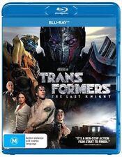Transformers 5 - The Last Knight : NEW Blu-Ray