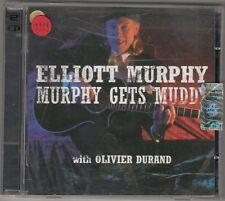 ELLIOTT MURPHY - murphy gets muddy CD + DVD