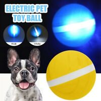 Electric Pet Ball LED Rolling Flash Ball Interactive Pet Toys For Puppy Dog Cats