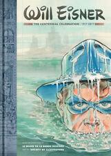 Will Eisner Centennial Celebration SEALED HC 1917-2017