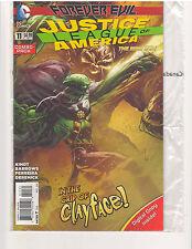 JUSTICE LEAGUE OF AMERICA #11 COMBO PACK NEW 52, NM (Feb. 2014, DC Comics)