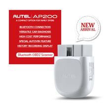 Autel AP200 Bluetooth OBD2 Scanner Code Reader Full Systems AutoVIN TPMS IMMO