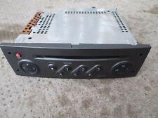 CD Radio original  Renault Senic II 2003-2009
