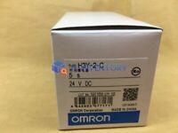 1PCS OMRON H3Y-2-C Timer DC24V 5s New
