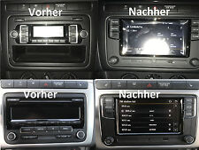 Originales de VW radio RCD composition mib2 Media Plus rcd510 510 caddy Touran Golf