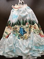 NEW Paper Wings Camping Convertible Dress Skirt 10 Girls Boutique RV$90