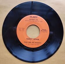 Funk 45 FLASH & DYNAMICS Family Affair/Sol De Borinquen FLADY N.O.S.