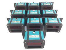 10x Pepperl+Fuchs VISOLUX statischer Scanner OCD6000-F62-R4-V15, Ub=18-30V DC