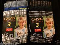 12 Pair Boys Children Jersey Boxer Shorts Cotton Button Fly Boxers Age 6 - 13