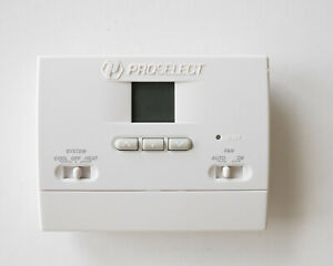 PROSELECT NON-PROGRAMMABLE THERMOSTAT PSTS11NP Used