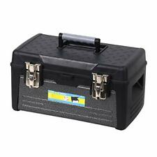 Portable Stainless Steel Tool Storage Box Organizers With Mental Latches And Det