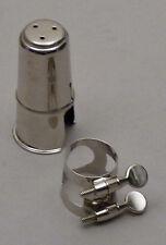Eb Clarinet Ligature & Cap Set (Metal)