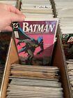 Lot of (15) DIFFERENT ALL BATMAN Comic Books: Detective, Batman, Brave & Bold...