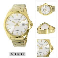 Seiko SUR212P1 Mens Quartz Watch