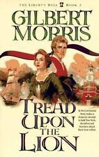1996 Tread Upon the Lion Christian Fiction Historical Romance Gilbert Morris