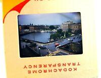 80 Kodak Color Slides 1961 Jennings Italy Athens Greece Oslo Norway landscapes