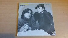 Vinyle 45 tours JOHN LENNON Woman, Beautiful Boys