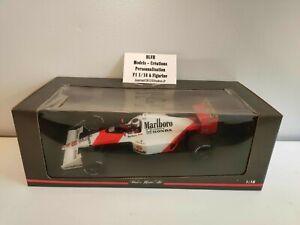 F1 McLaren MP4/5B Berger 1990 1/18