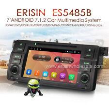"AUTORADIO 7"" Android 7.1 Quad Core 2Gb 16Gb Bmw Serie 3 E46 Bluetooth Navigatore"