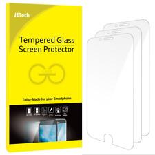 JETech Protector de Pantalla para iPhone 6s iPhone 6, Vidrio Templado, 3 Unidade