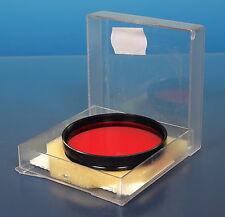 Cenei ø55mm rotfilter red filtro Rouge filtre 8x einschraub screw en - (204399)