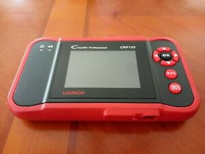 Launch Tech CRP123 Creader Professional Full System Code Scanner, Used.