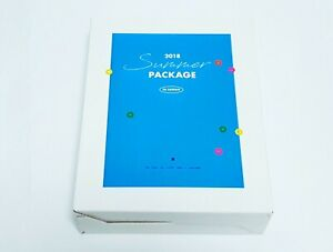 BTS 2018 BTS SUMMER FULL PACKAGE WITH DHL EXPRESS(SELPIE BOOK OPTION)
