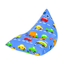 Traffic Express Large Children's Kid Pyramid Bean Bag Chair Gaming Beanbag Gamer