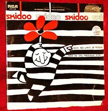OST LP SKIDOO HARRY NILSSON 1968 RCA VICTOR SEALED