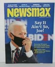 Joe Biden Newsmax Magazine August 2020