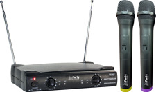 Party Light & Sound Wireless Microphone System PARTY-200UHF 2 Channel