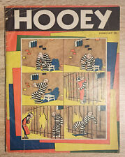 HOOEY Vol. 2 No. 3 February 1933 USA