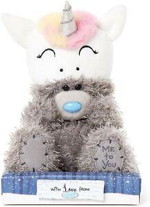 Tatty Teddy Me to You Bear Winter Unicorn Plush Gift