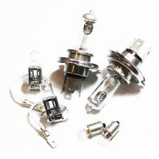 Mercedes 190 W201 55w Clear Xenon HID High/Low/Fog/Side Headlight Bulbs Set