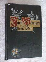 """""""Fürst Bismarck und seine Zeit"""" Volume including 1880-1895 ONLY, 1895"""