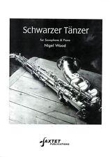 WOOD SCHWARZER TANZER Eb/Bb Sax & Piano