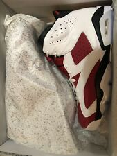 Brand New Size 11 - Jordan 6 Retro OG Carmine (Read The Description)
