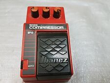80's IBANEZ BP 10 BASS COMPRESSOR -- made in JAPAN
