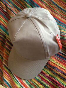 Unisex Cap Men's Women's Light Weight Fishing Running Hat Grey