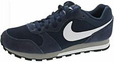 Nike MD Runner 2  Mens Trainers 749794 410 Midnight Navy/White-Wolf  Size 8.5
