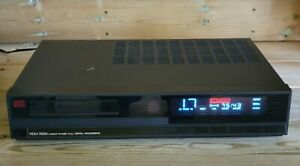 Vintage Mission PCM 7000 CD Player with Original Remote, Power Cable Working