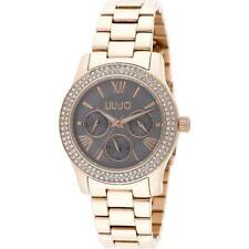 Orologio Donna LIU JO Luxury PHENIX TLJ852 Acciao Rosè Swarovski NEW 8c5f0c98f74