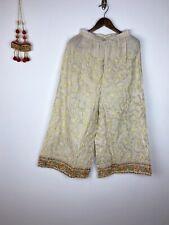 $25  Hot Deal Cute  Phulkari Sharara Palazzo Pants with Handwork